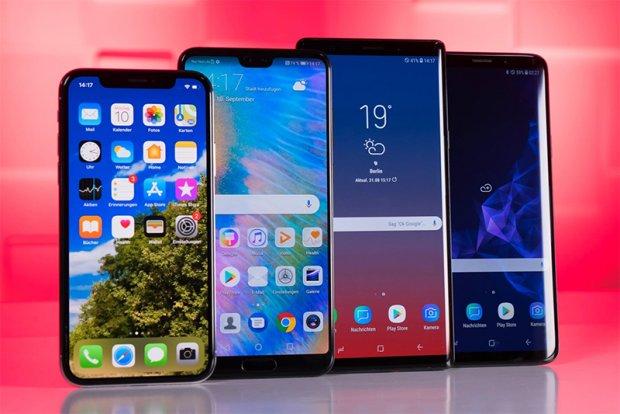 2018 yilning eng ommaviy Android-smartfonlari ma'lum qilindi