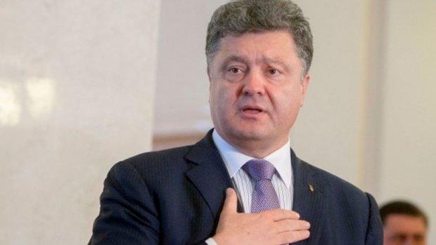 Сўровнома Порошенкога 80 фоиз украиналиклар ишонмаслигини кўрсатди