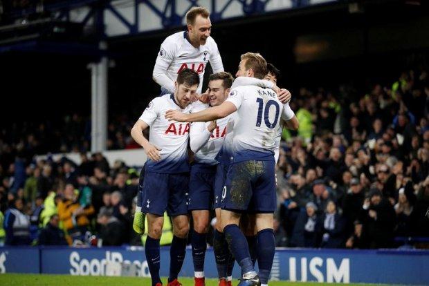 «Tottenxem» gollar-shousida «Everton»ni tor-mor qildi