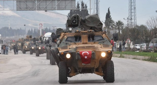 Turkiya o'z tarixidagi eng yirik harbiy operatsiyaga tayyorgarlik ko'rmoqda