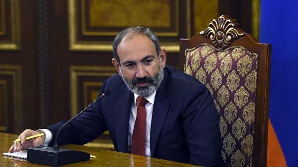 Armaniston prezidenti Pashinyanni mamlakat bosh vaziri etib tayinladi