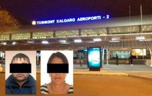 Fohishalikka yuborilayotgan ayollar Toshkent aeroportida to'xtatib qolindi