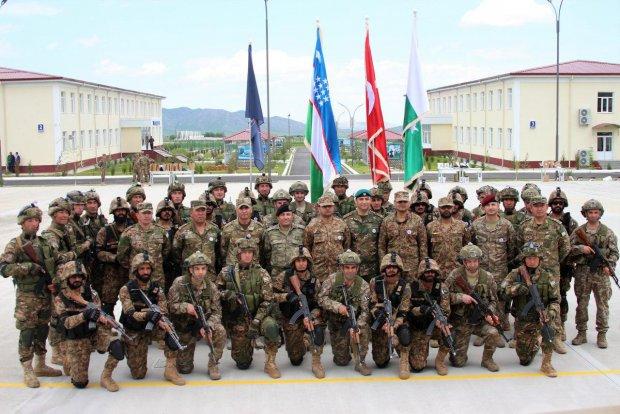 O'zbekiston, Turkiya va Pokiston bilan «Forish»dagi qo'shma mashg'ulotlar yakuniga yetdi (foto, video)