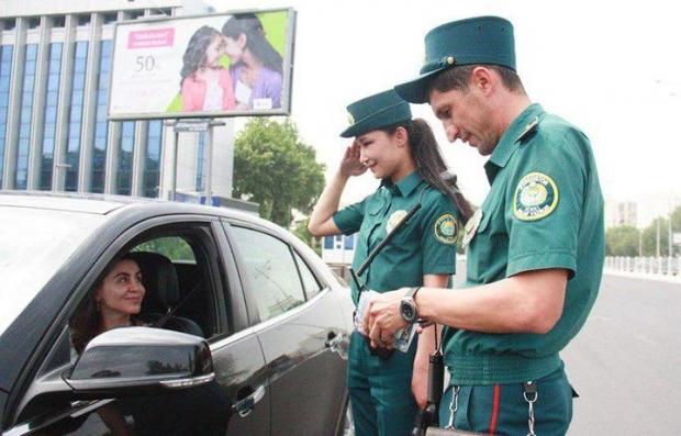 Yo'l-patrul xizmati xodimini suratga olish mumkinmi?