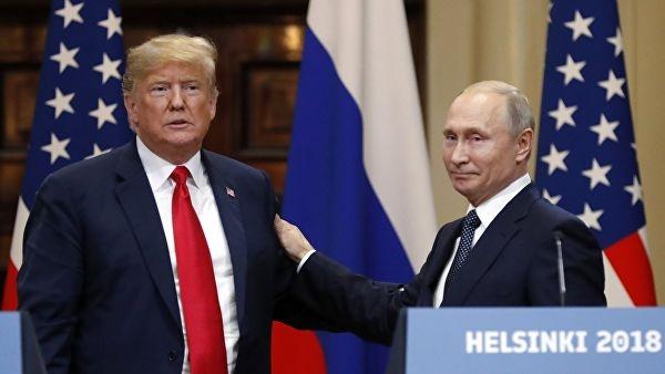 Трамп G20 саммитида Путин ва Си Цзиньпин билан учрашмоқчи