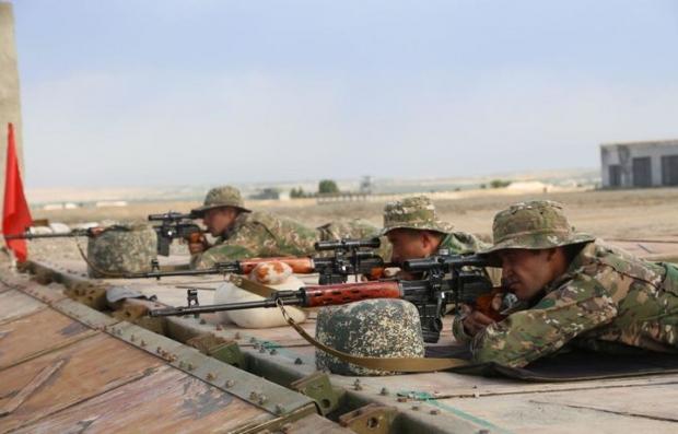 Ўзбекистонлик снайперлар «АрМИ – 2019» мусобақасига қизғин тайёргарлик кўрмоқда