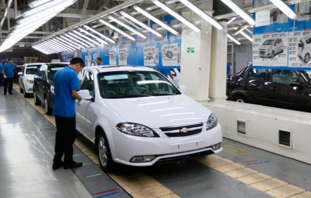 UzAuto Motors профилактика ишлари туфайли автомобиль ишлаб чиқаришни тўхтатади