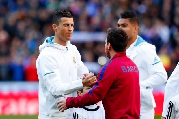 Ronaldu Messi bilan o'rtasidagi farqni tushuntirdi