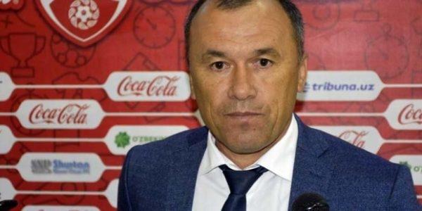 """Ro'ziqul Berdiyev """"Lokomotiv"""" bilan o'yindan so'ng: """"Jamoamning o'yinini yuqori baholayman"""""""