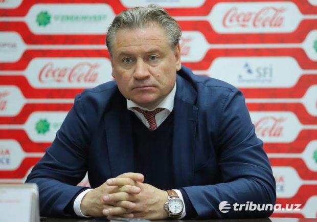 «Navbahor» Andrey Kanchelskis qaytganini e'lon qildi