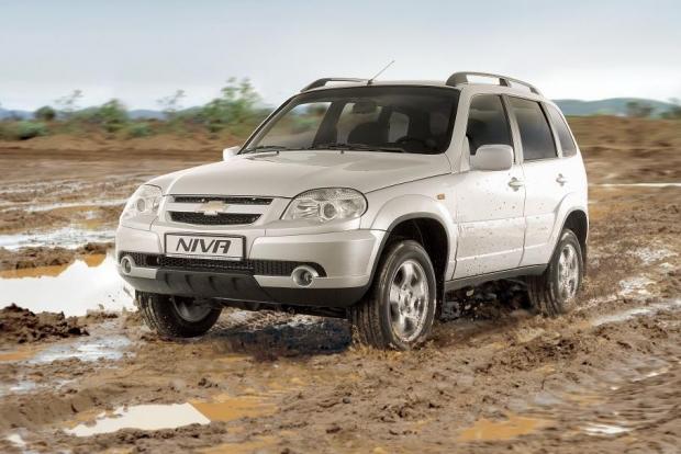 GM-АвтоВАЗ Chevrolet Niva ишлаб чиқаришни тўхтатди