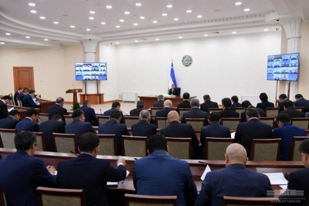 Бугун Шавкат Мирзиёев раислигида видеоселектор ўтказилиши кутилмоқда