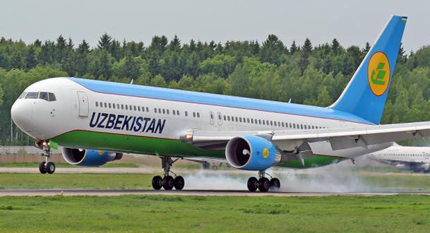 O'zbekiston Ukraina bilan aviaqatnovni tiklamoqda