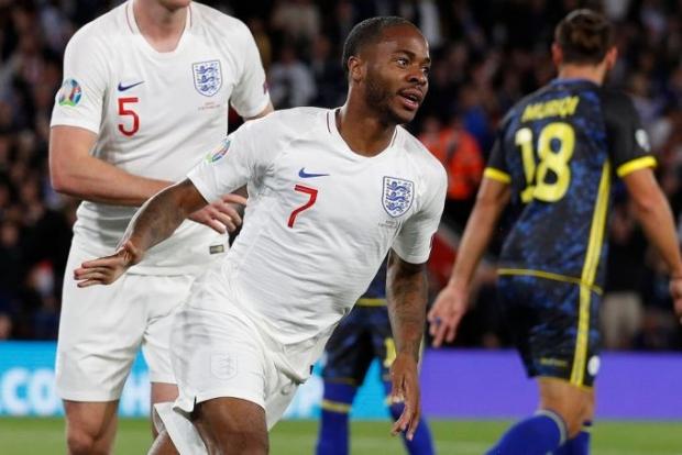 Евро-2020 саралаш. Англия – Косово баҳсида 8 та гол урилди (видео)