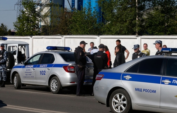 Россияда ўзбекларнинг полицияга ҳужум қилгани тасдиқланди
