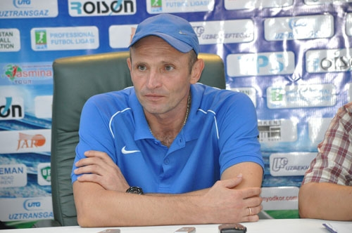 "Aleksandr Xomyakov: ""Dinamo""da ahvol yaxshi emas"""
