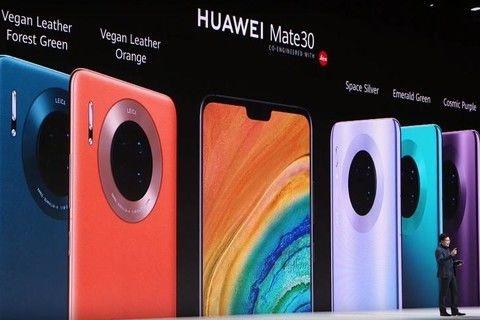 Huawei Google иловалари бўлмаган биринчи смартфонини тақдим қилди