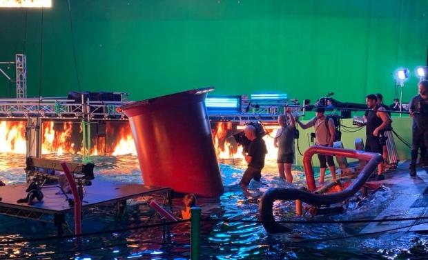 «Avatar 2» filmining ilk tasvirlari namoyish qilindi