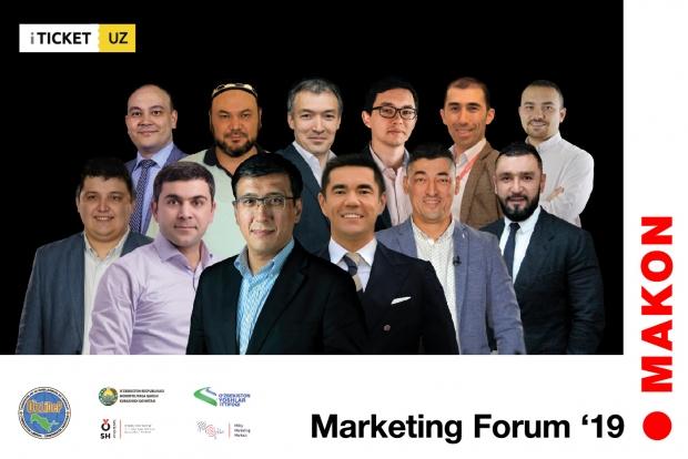 Marketing va reklamaga bag'ishlangan MAKON Marketing Forum 2019 birinchi milliy biznes-forumi Toshkent va Samarqandda o'tkaziladi