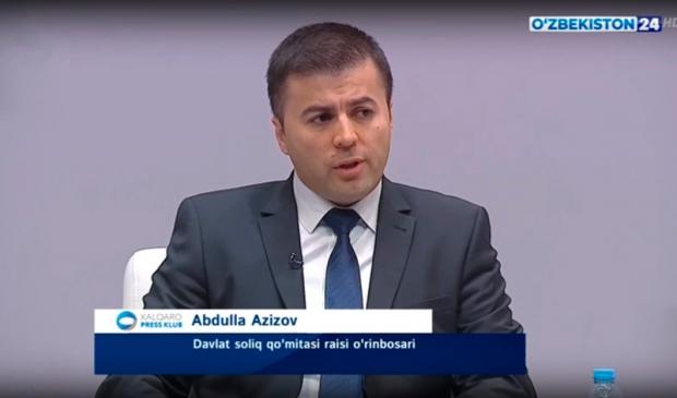 Абдулла Азизов: «Йил бошида солиқ ставкасининг пасайиши бюджетга катта зарба беради деган қўрқув бор эди»