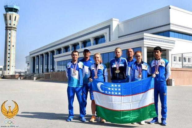 O'zbekiston velosportchilari Osiyo kubogida 14 medalni qo'lga kiritishdi