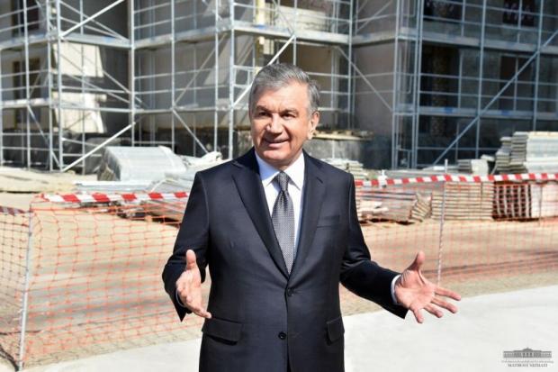 """Shavkat Mirziyoyev: """"Uylarning sonini ko'paytirib, narxini pasaytirish kerak"""""""