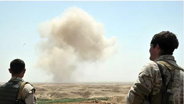 Suriyalik kurdlar Turkiyadagi shaharni o'qqa tutishdi