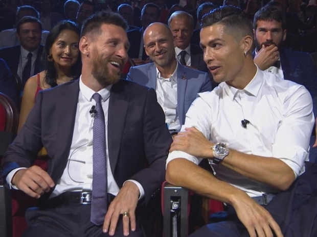 "Lionel Messi: Ronaldu ""Real""da qolishini istagandim"