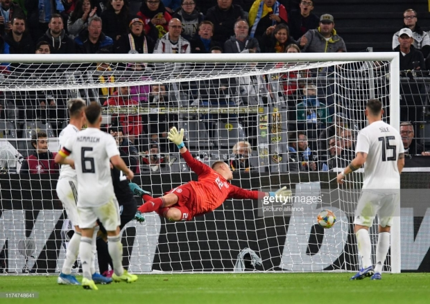Германия - Аргентина баҳсида камбэк қайд этилди