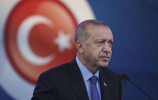 Erdo'g'an Turkiya Suriyada amaliyot o'tkazishga haqli ekanini ma'lum qildi
