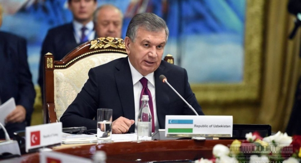 Шавкат Мирзиёев Бокуда Туркий кенгашнинг еттинчи саммитида иштирок этади