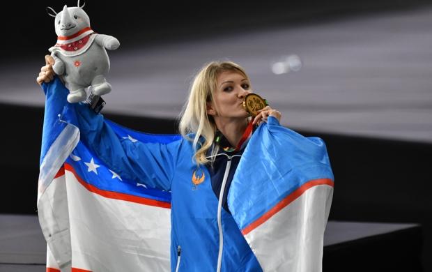 Енгил атлетикада Токио Олимпиадаси учун биринчи йўлланмани қўлга киритдик