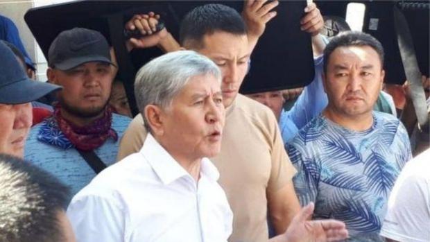 Алмазбек Атамбоев устидан суд жараёни ёпиқ тартибда ўтади
