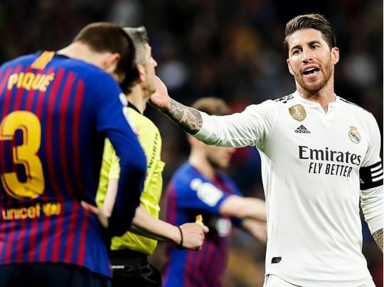 «Барселона» - «Реал» баҳсининг янги санаси маълум бўлди