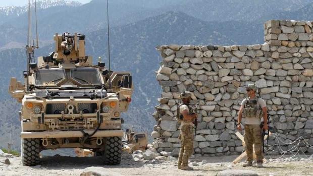 AQSh Afg'onistondan 2 ming harbiysini olib chiqdi