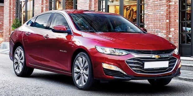 UzAuto Motors LTZ komplektatsiyali yangi Chevrolet Malibu uchun buyurtmalar qabul qilishni boshladi
