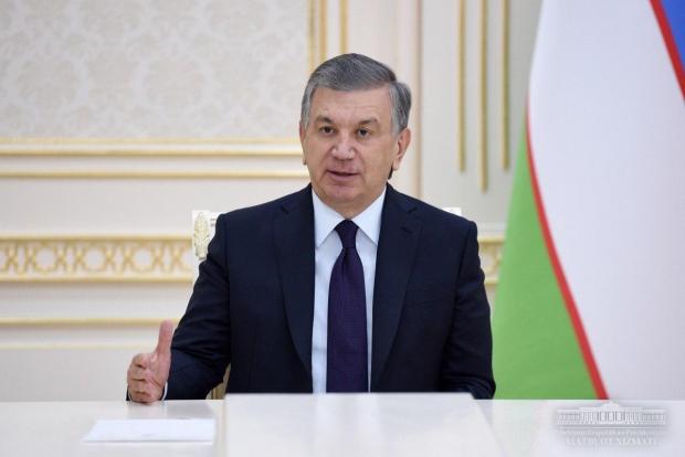 Шавкат Мирзиёев инфляцияни 2022 йилда 9,5 фоизгача тушириш вазифасини юклади