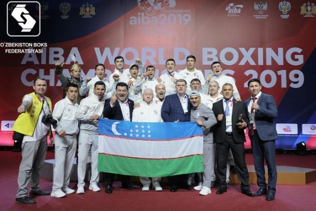 Boks: Barcha jahon chempionatlarida medallar jamg'arish bo'yicha O'zbekiston nechanchi o'rinda?