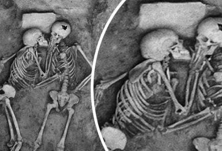 Энг романтик археологик топилмалар