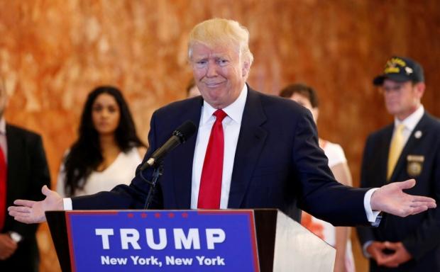 Нью-Йорк суди Трампга 2 млн долларлик жарима солди