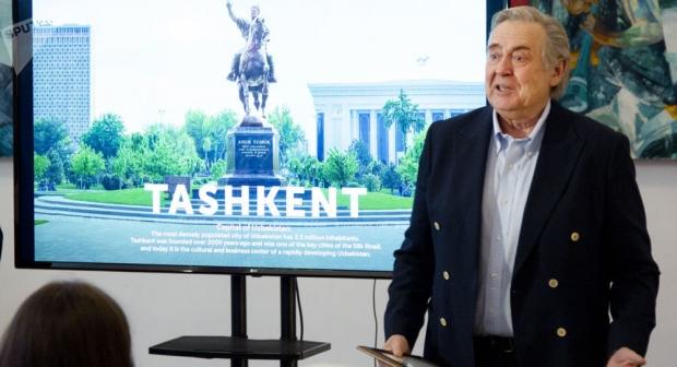 """Yuriy Stoyanov: """"Men barchadan O'zbekistonni sevishni talab qilaman"""""""