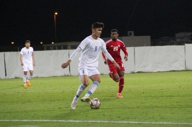 """Dubai Cup-U23"". Ўзбекистон БААга имкониятни бой берди"