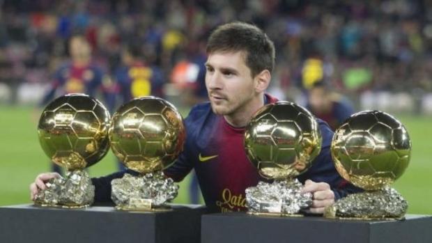 """Messi o'zining oltinchi """"Oltin to'p""""ini qachon namoyish qilishi ma'lum bo'ldi"""