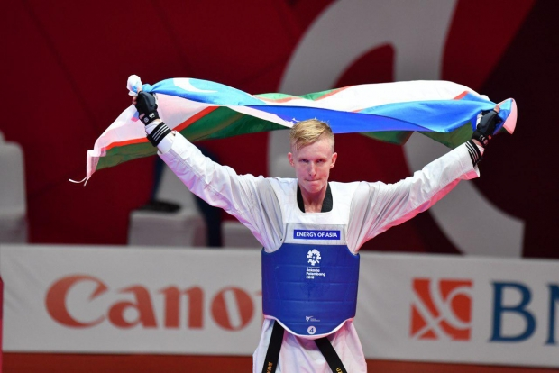 """Nikita Rafalovich """"Moscow Grand-Prix Final""""da bronza medalni qo'lga kiritdi!"""