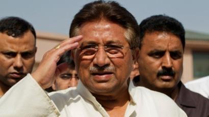 Pokiston sudi sobiq prezident Pervez Musharrafni davlatga xiyonati uchun, o'lim jazosiga tayinladi
