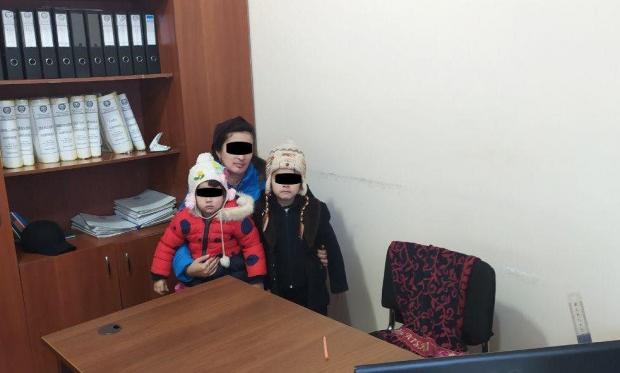 МИБ фаолиятидан: Энди биз яна онамиз билан биргамиз!