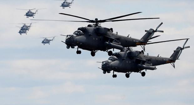 Rossiya O'zbekistonga Mi-35M harbiy vertolyotlarni yetkazib berishni boshladi