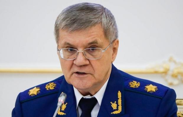 Россия бош прокурори Чайка лавозимидан кетди