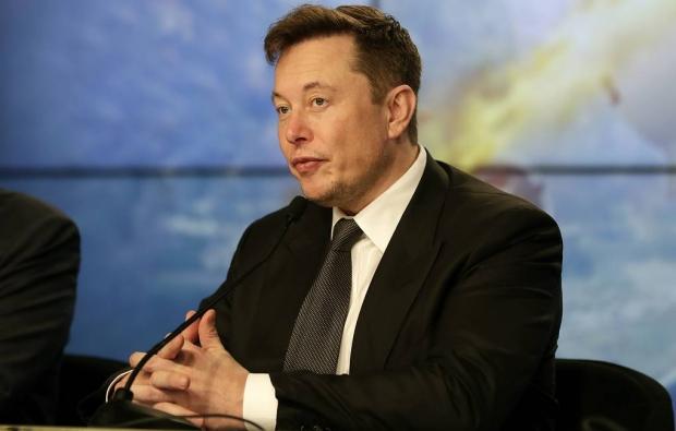 Илон Маскнинг бойлиги бир ҳафтада 2 млрд долларга кўпайди