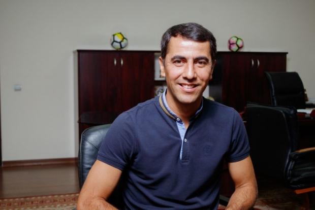 Ravshan Ermatov sport vaziri o'rinbosari bo'ldi